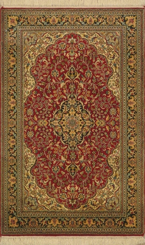 Rugs Indian Kashmir Silk